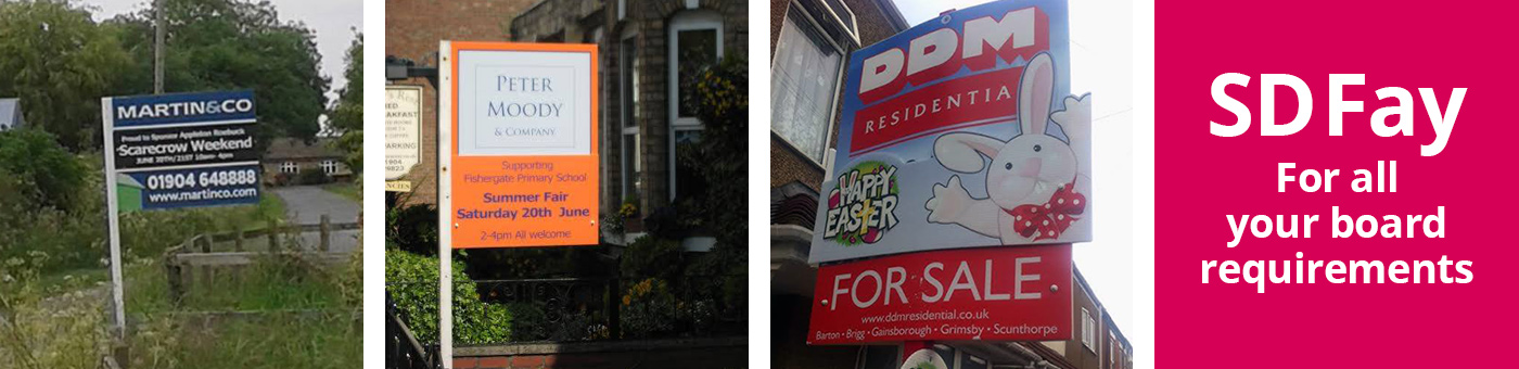 Bespoke and Promotional Boards