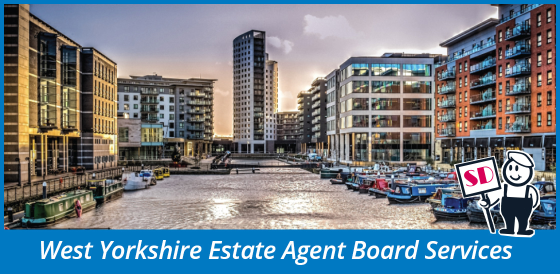 West Yorkshire Estate Agent Board Services